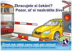 Loni zemřelo na dráhách v Česku mnohem více lidí než v předchozích letech
